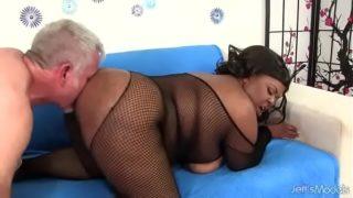 porno negras follando con malla negra